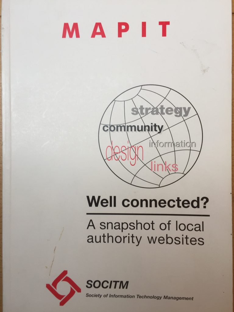 Well connected report cover image